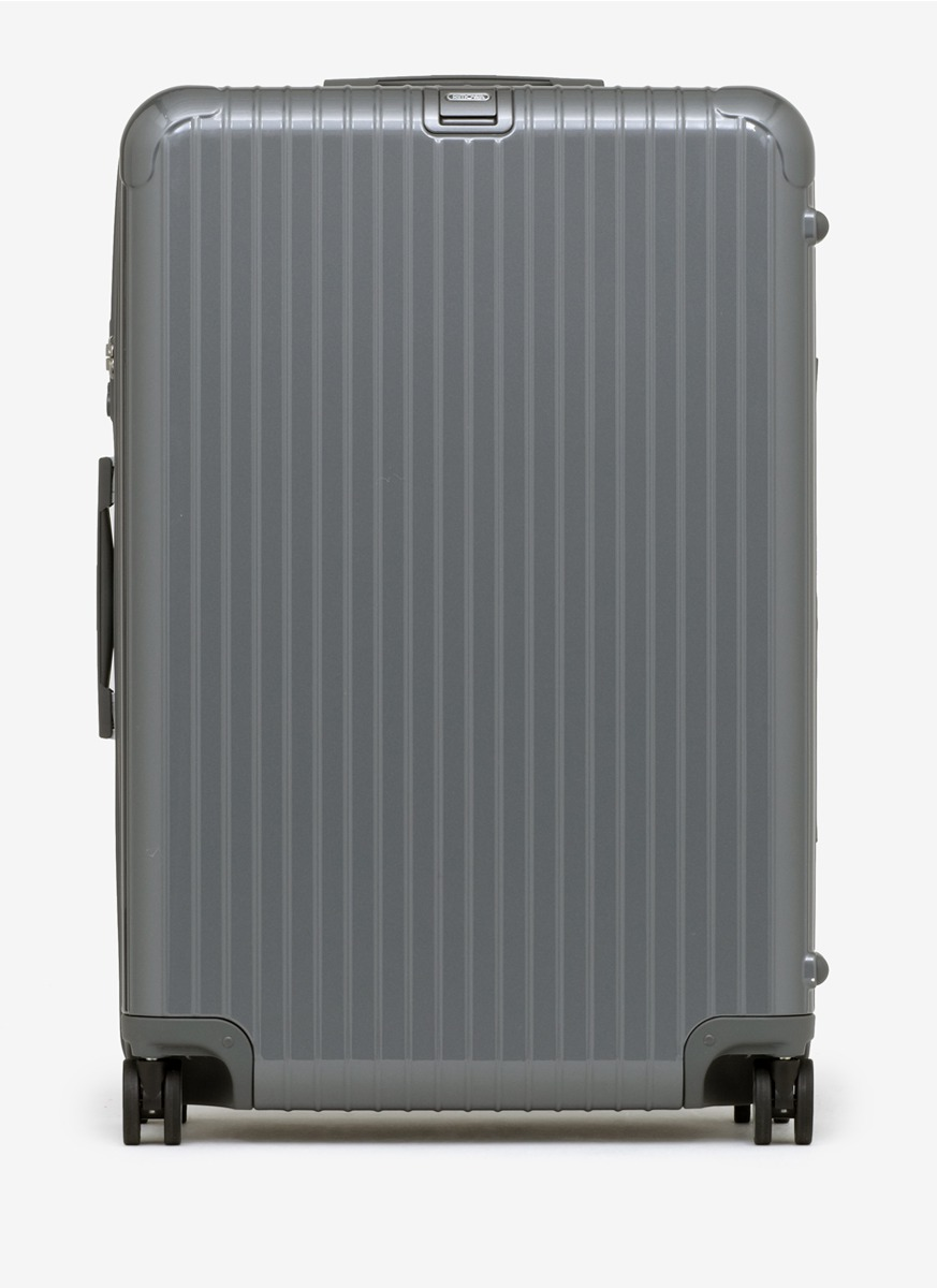 rimowa salsa deluxe multiwheel seal grey 107litre in silver grey lyst. Black Bedroom Furniture Sets. Home Design Ideas