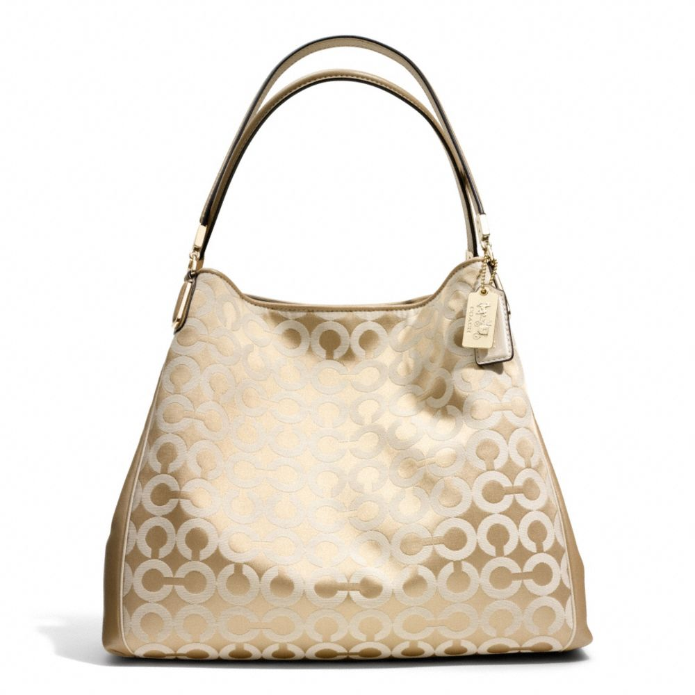 Madison Small Phoebe Shoulder Bag Coach 120