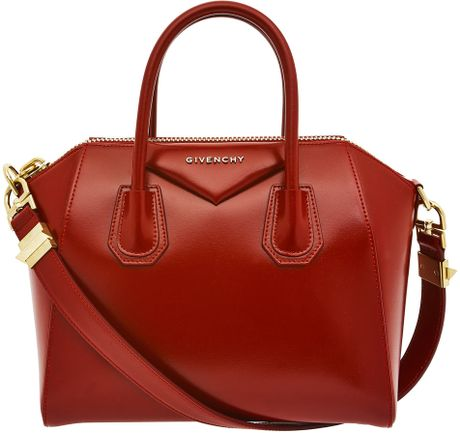 Givenchy Small Red Bag  aaed92b810d9f