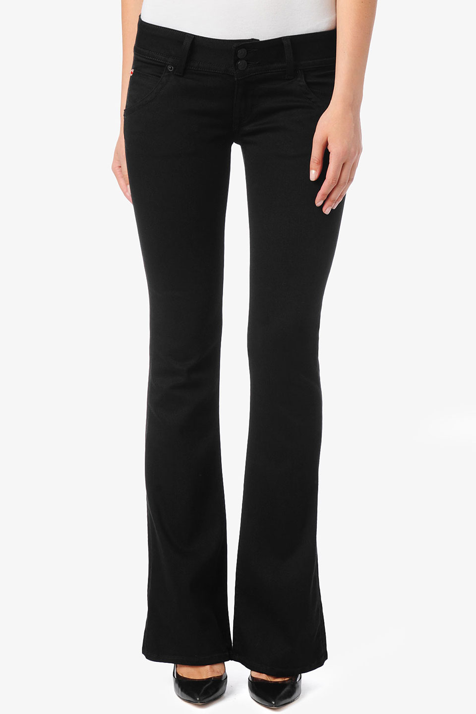 Simple New Balance Black Bootcut Pants  Women  Zulily
