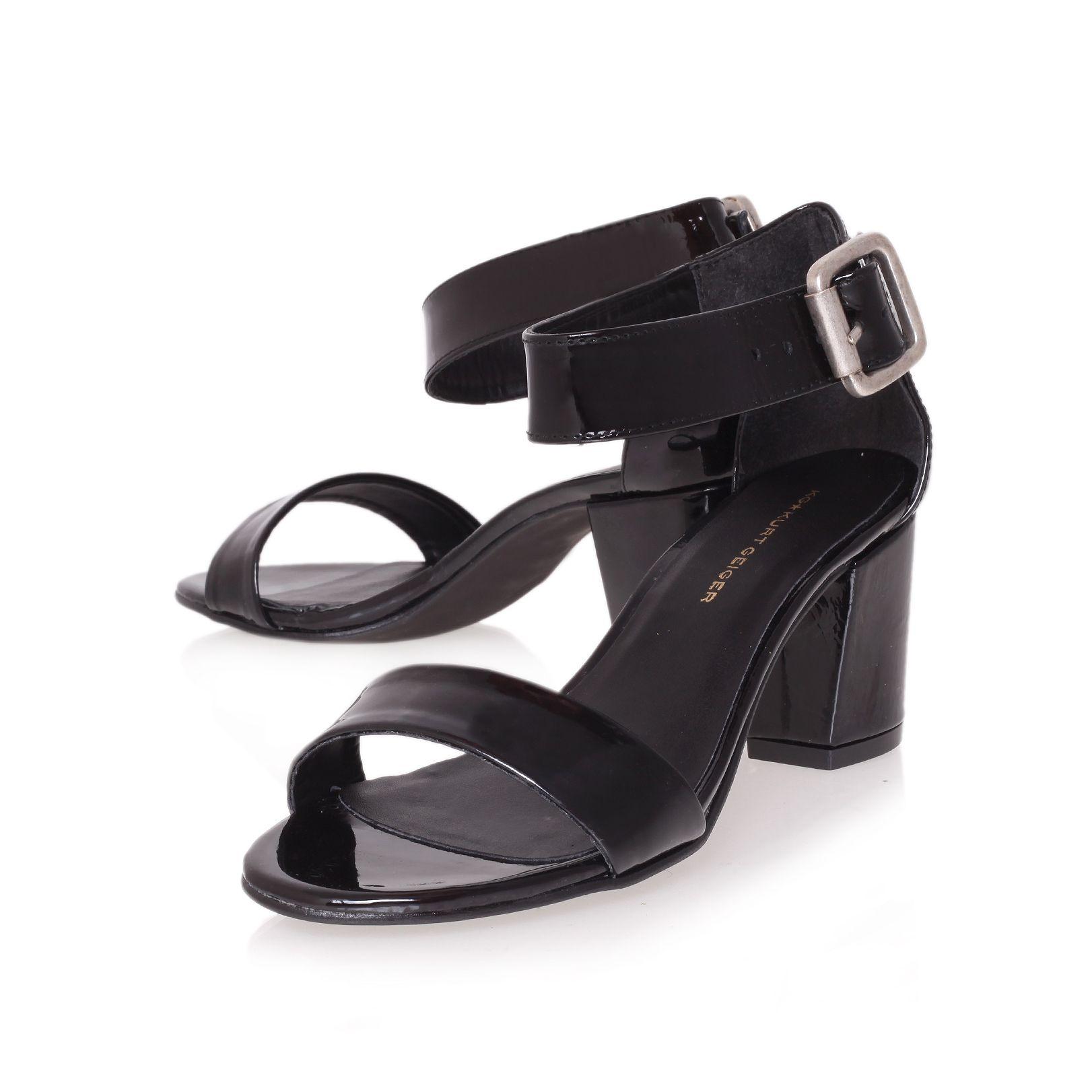 Black nina sandals - Gallery