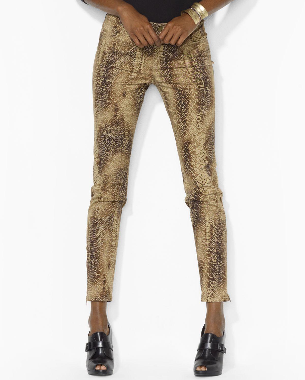 Skinny-Jeans Ralph Lauren xeOFHScrXX