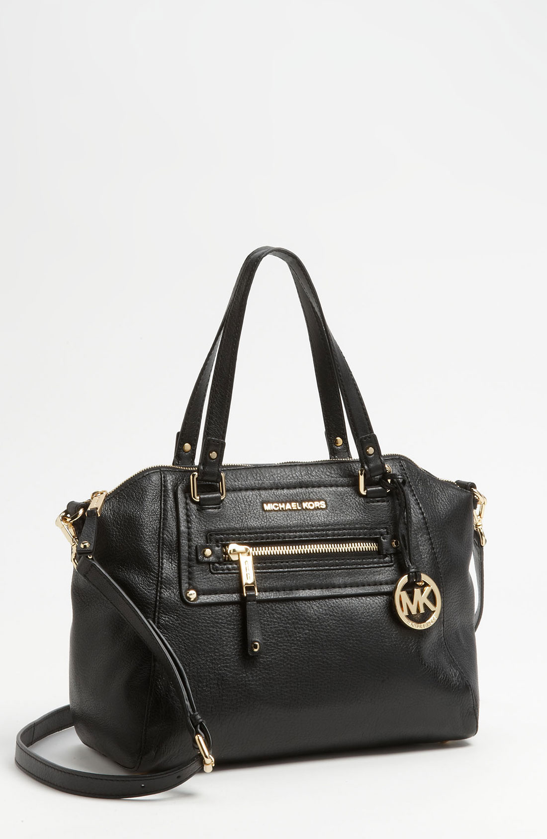8490236b6ccb ... crossbody purse vkfsn8gi uk lyst michael michael kors gilmore medium  satchel in brown fb6a7 5a137 ...
