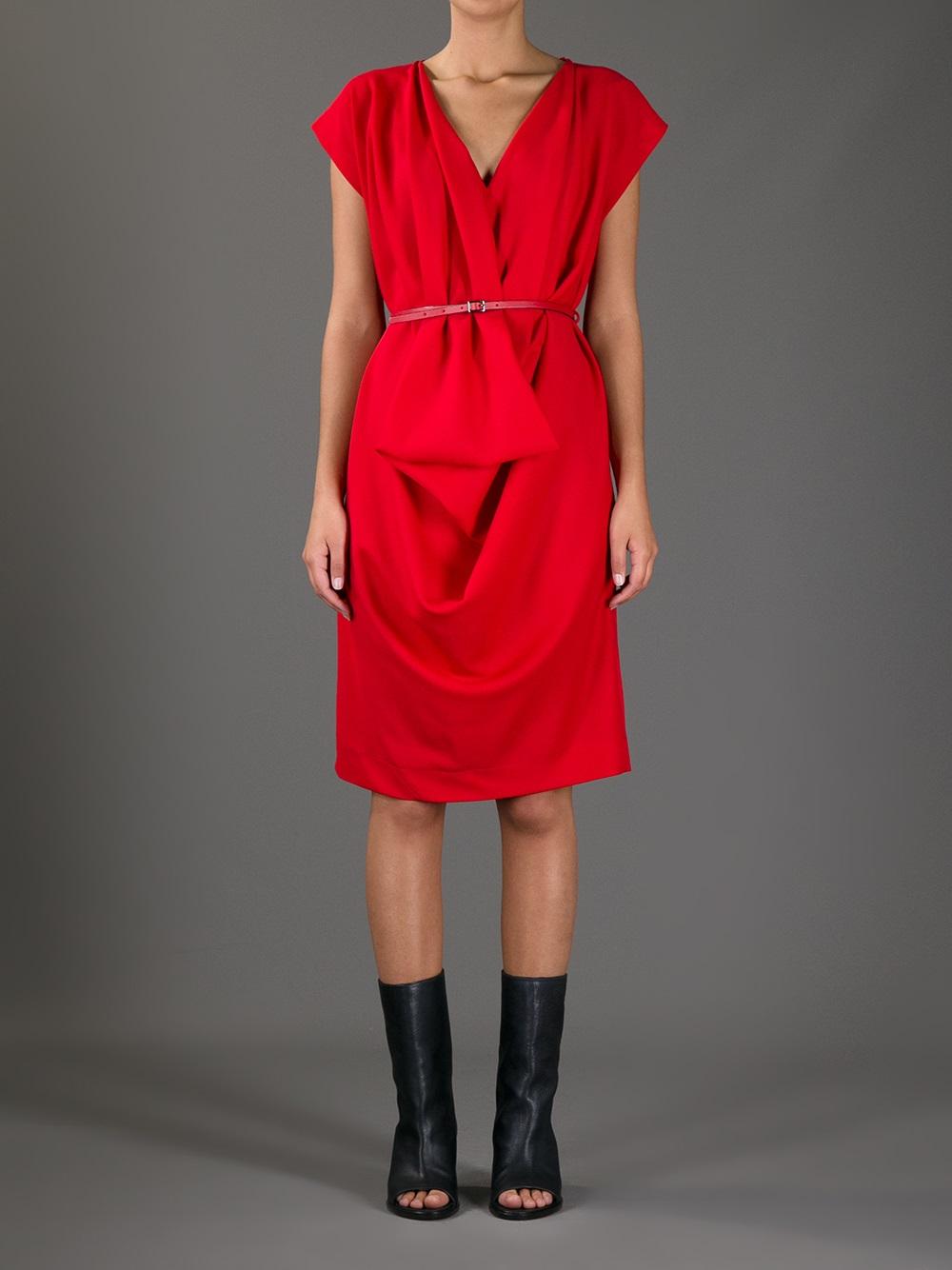 DRESSES - Long dresses Tim Van Steenbergen TnhR9k33Dx