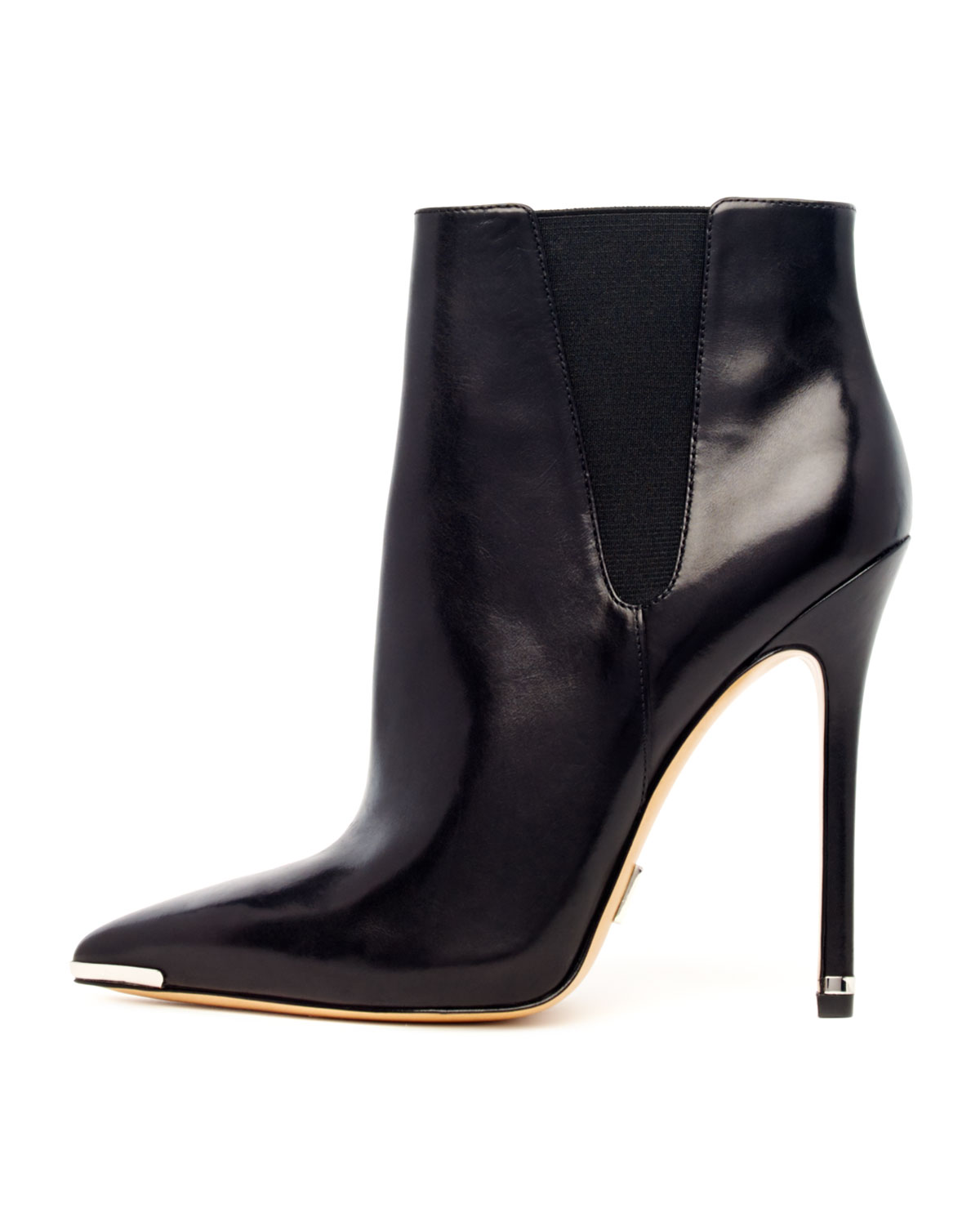 01a4a7739d49e Michael kors Andie Pointedtoe Bootie in Black