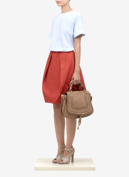 Marcie Medium Shoulder Bag Red \u2013 Shoulder Travel Bag