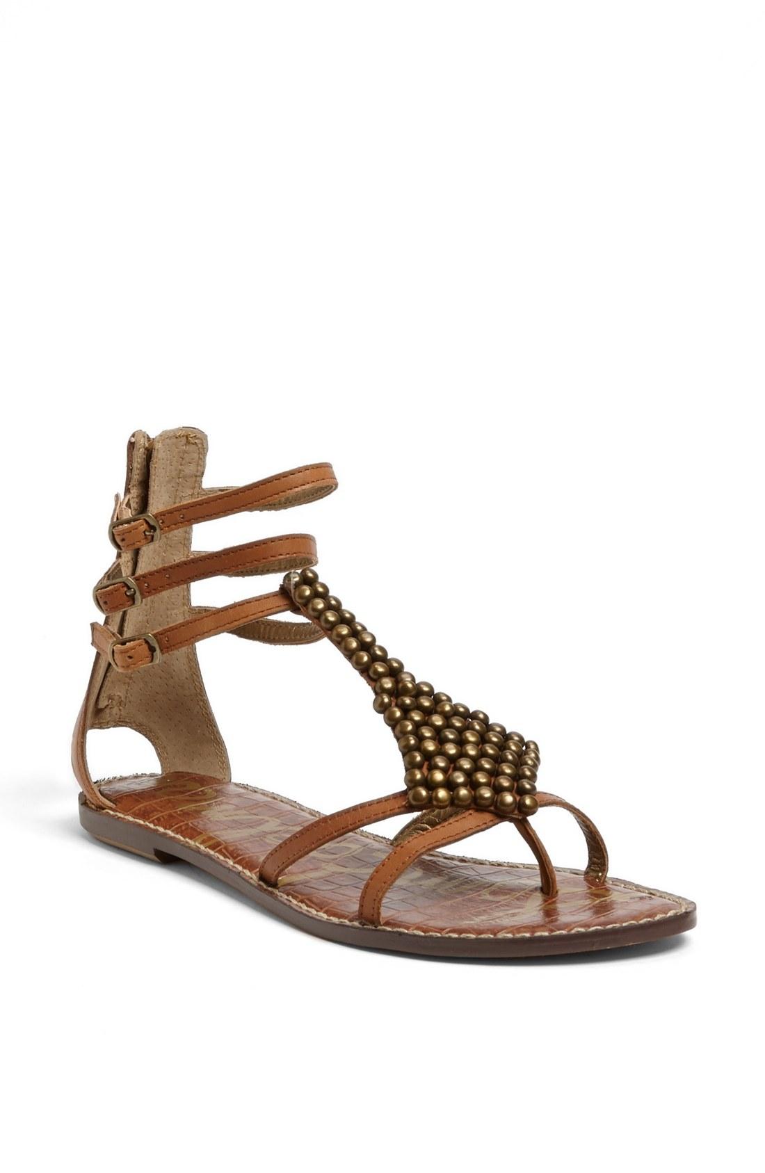 6723cd6221c0 Sam Edelman Ginger Gladiator Sandals