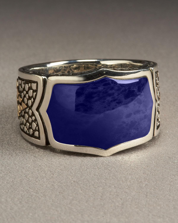 Stephen Webster Ravens Skull Bracelet Lapis In Blue Lyst