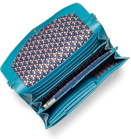 Robinson Concierge Wallet Concierge Wallet in Blue