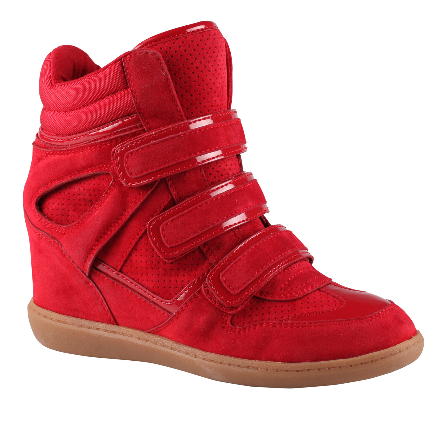 Aldo Numata Trainer Shoes in Red