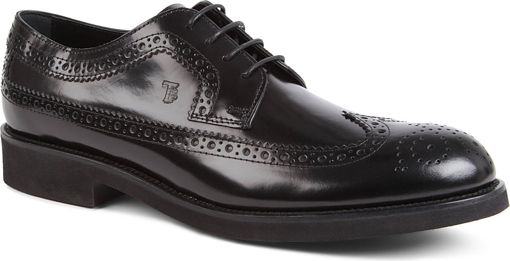 Tod's brogue shoes wide range of newest Manchester online HtfgJuK