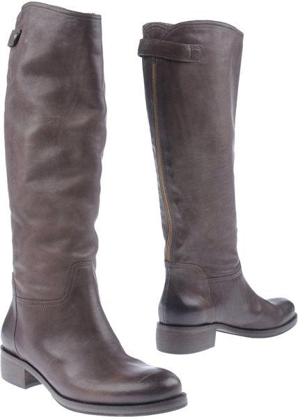 99168b4c0cd Ugg Australia Irmah Leather Wedge Boots