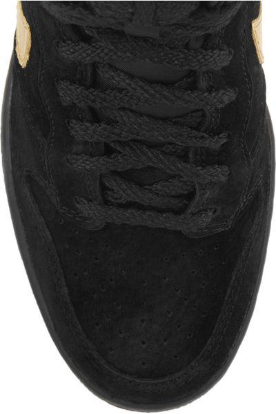 Nike Dunk Sky hi Black Black Nike Dunk Sky hi