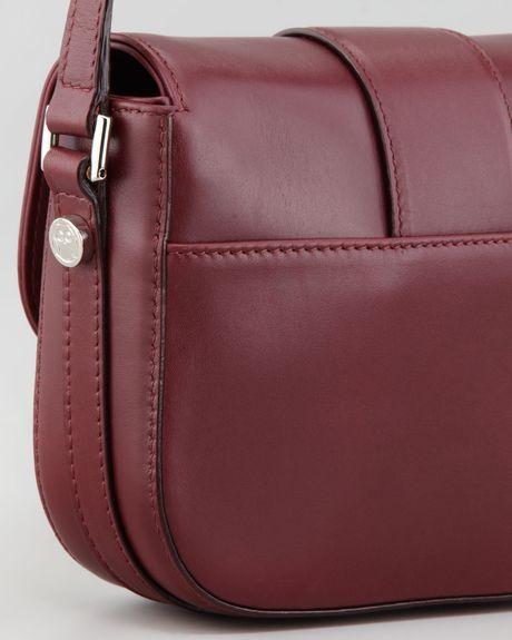jason wu daphne mini crossbody bag bordeaux in purple bordeaux lyst. Black Bedroom Furniture Sets. Home Design Ideas