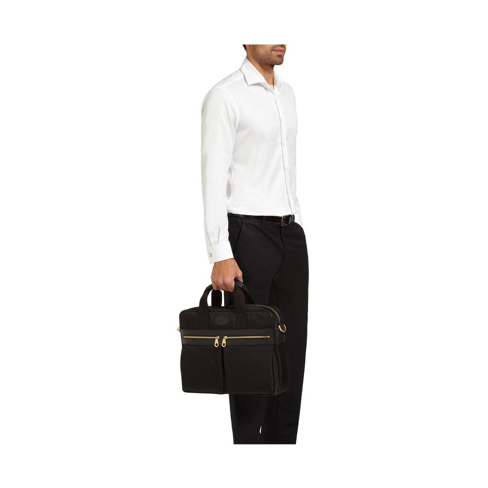 6db1132b29e Lyst - Mulberry Henry Laptop Case in Black for Men