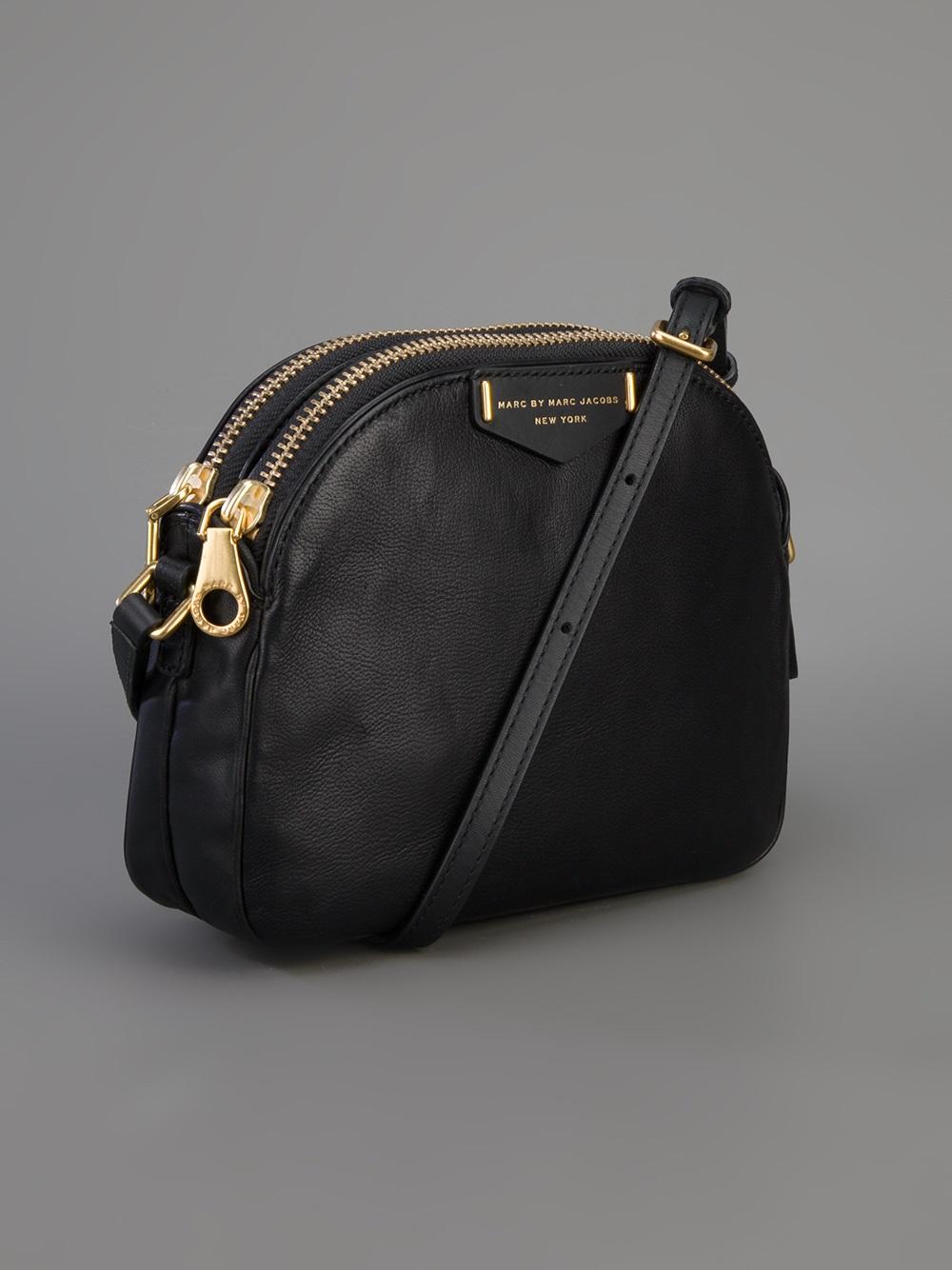 d7f9417b8ba7 Lyst - Marc By Marc Jacobs Downtown Lola Cross Body Bag in Black