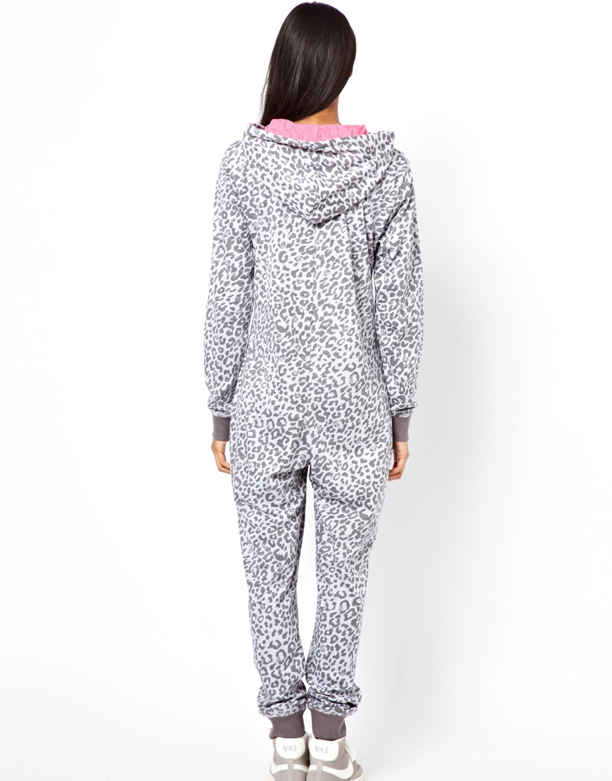 Monochrome Leopard Print Hooded Onesie New Look. O Kitty Cat Leopard Print Ume Onesie Hoo Kigurumi Pajamas. Leopard Print Onesie Pajama 4kigurumi. S Light Grey Leopard Print Fluffy Onesie New Look. Review Totally Pink Women S Warm And Cozy Plush Onesie Pajama.