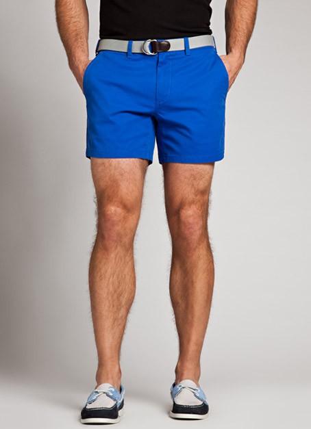 Mens Royal Blue Shorts - The Else