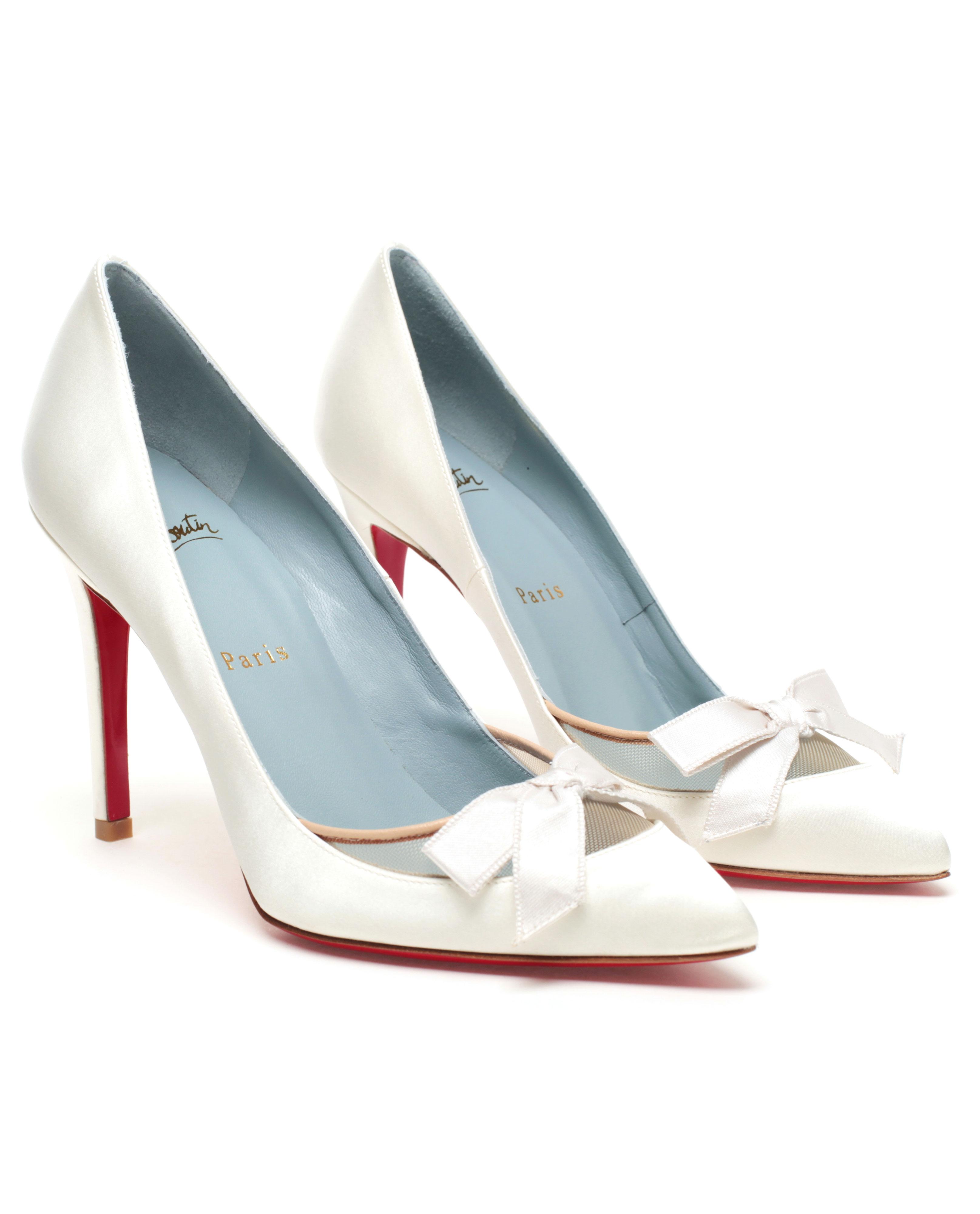 Light Pink Heels For Wedding