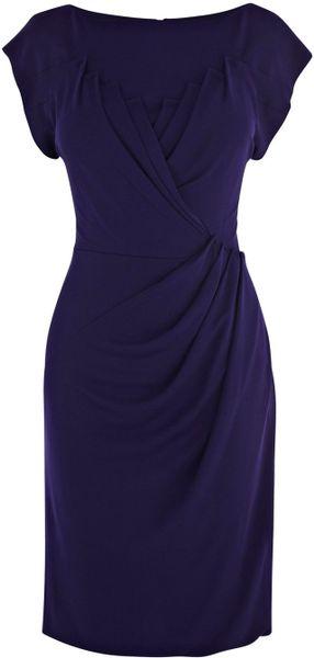 Modern Jersey Dress Karen Millen