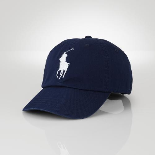 Lyst - Polo Ralph Lauren Wimbledon Big Pony Sports Cap in Blue for Men d13f9fd4c35
