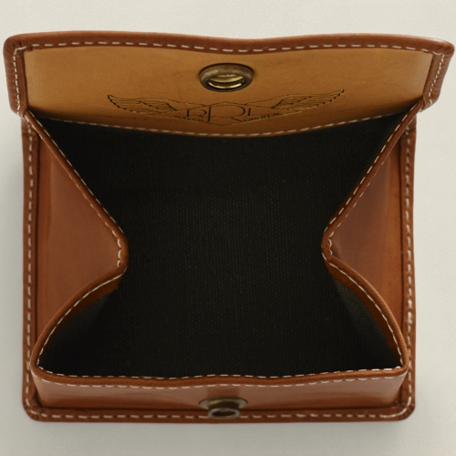Lyst Rrl Leather Coin Pouch In Brown For Men