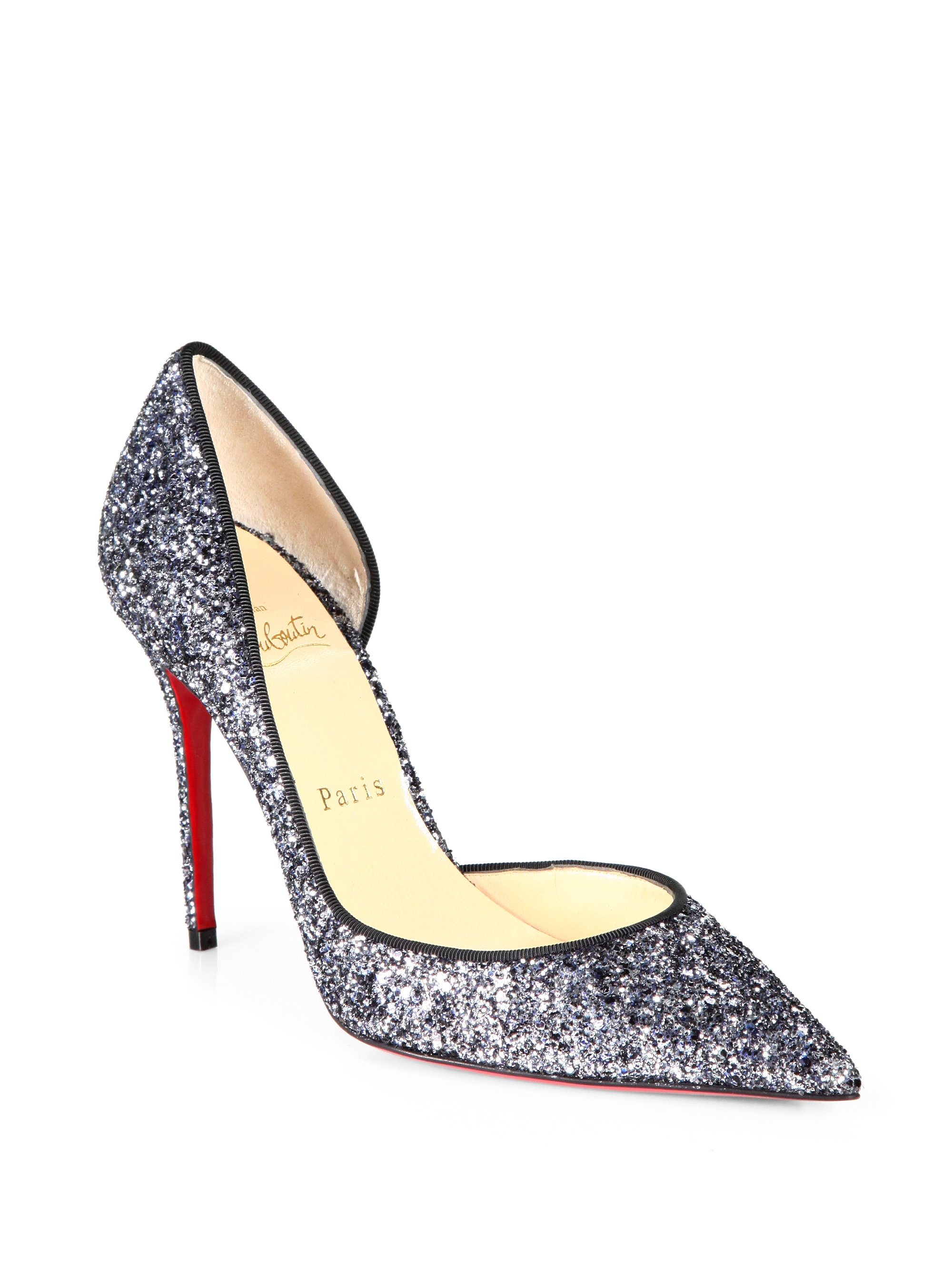 40796c551860 Gallery. Previously sold at  Saks Fifth Avenue · Women s Christian  Louboutin Iriza
