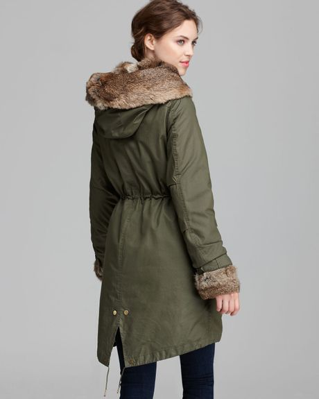 woolrich jacket literary walk eskimo in green army green. Black Bedroom Furniture Sets. Home Design Ideas