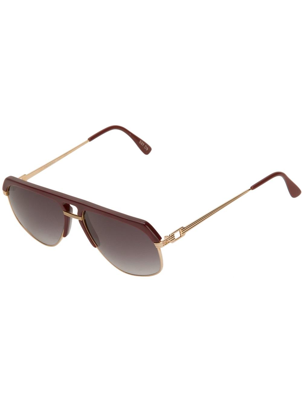 Yves Saint Laurent Mens Sunglasses 92