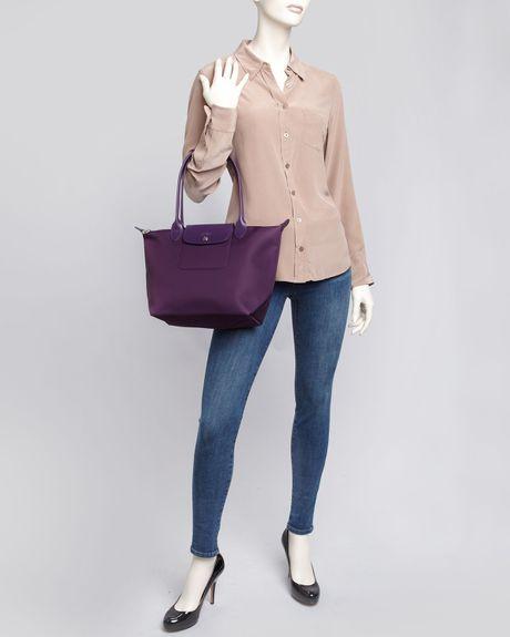 Longchamp Planetes Long Handle Medium Shoulder Bag 104
