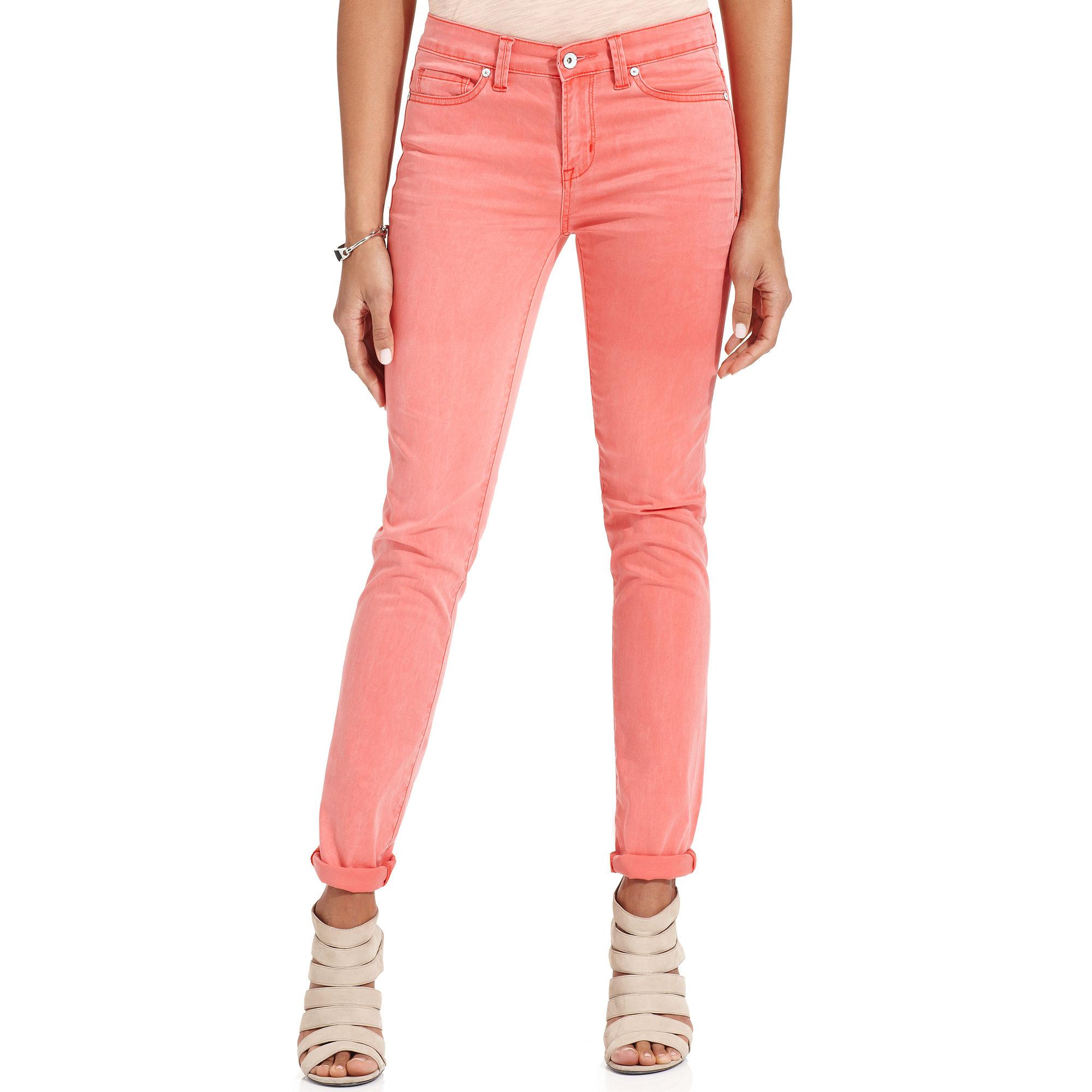 Calvin klein jeans skinny crop