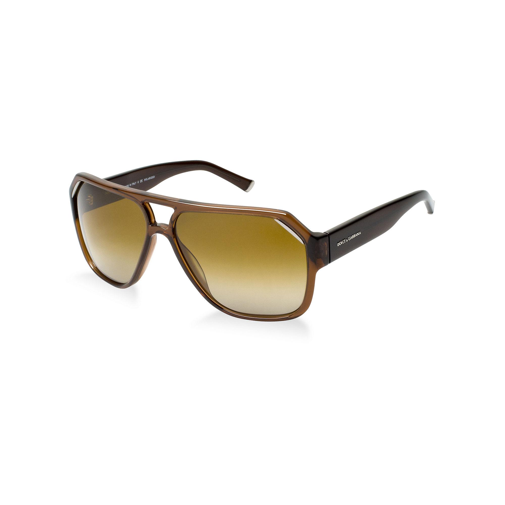 8ae141b6e2a Lyst - Dolce   Gabbana Dolce   Gabbana Sunglasses