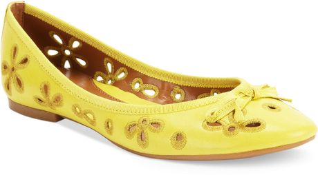 Sperry Top sider Luna Ballet Flats in Pink Neon Pink #2: sperry top sider lime light luna ballet flats product 1 large flex