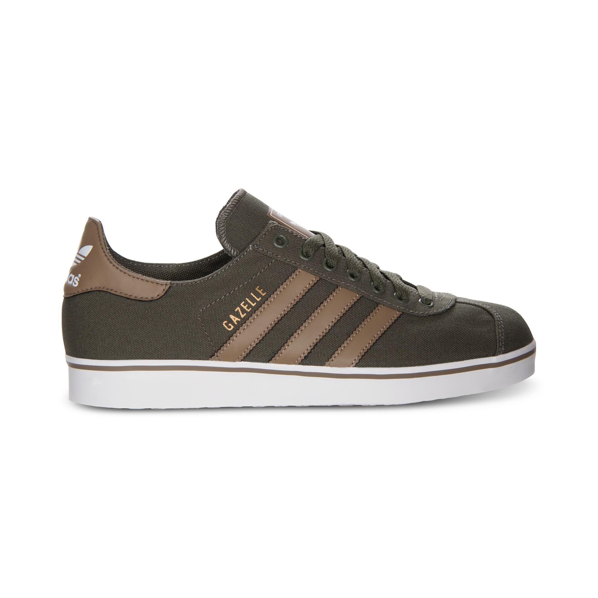 Adidas Gazelle Khaki Green