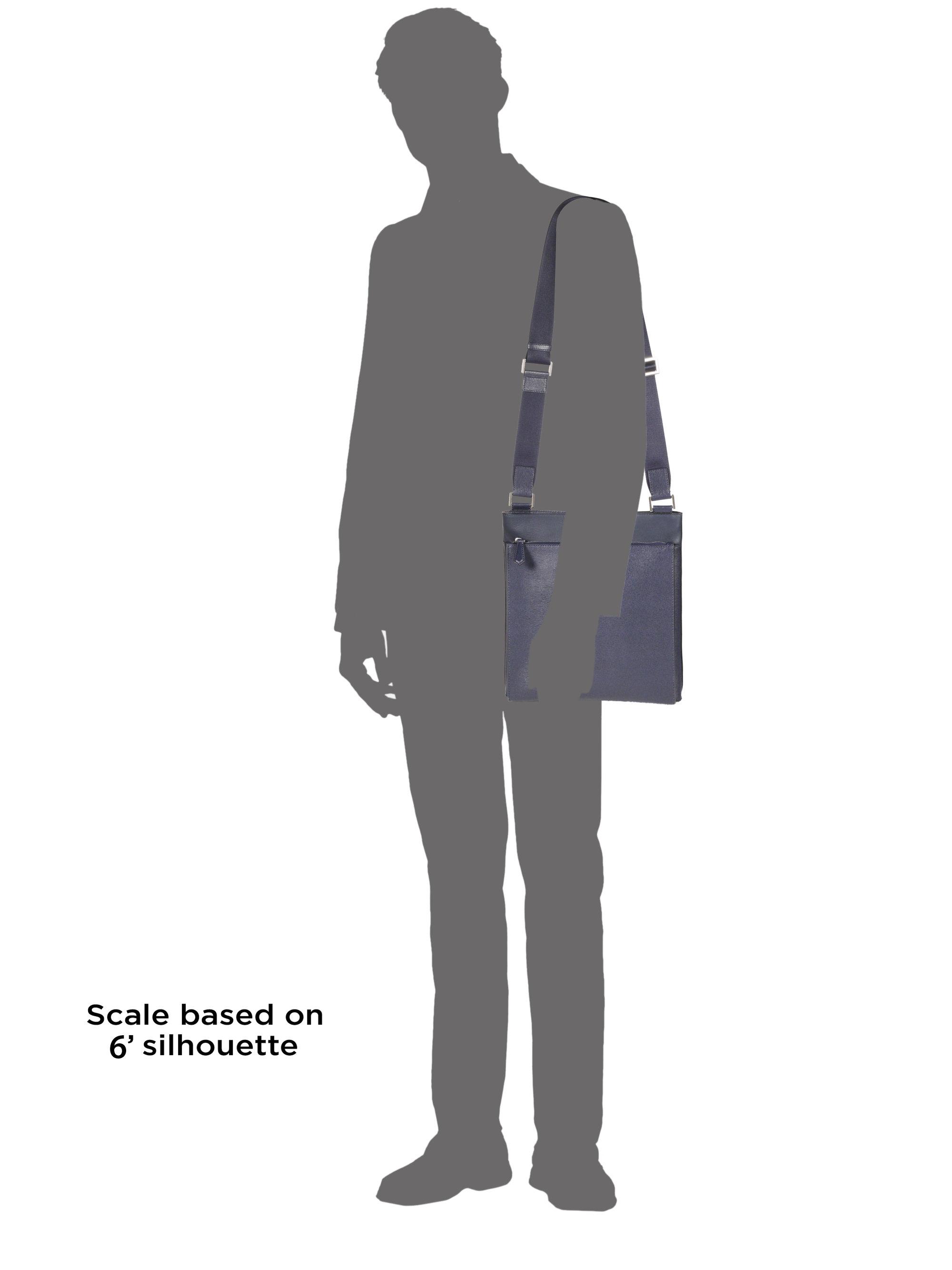 Fendi Flat Crossbody Bag