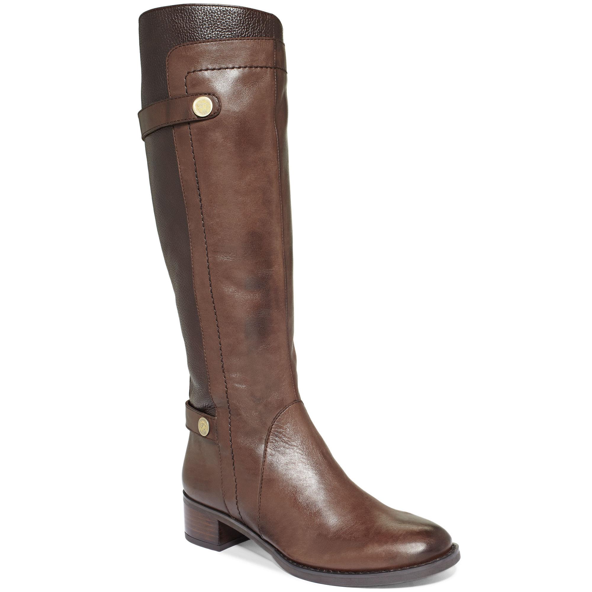Franco Sarto Brown Shoes