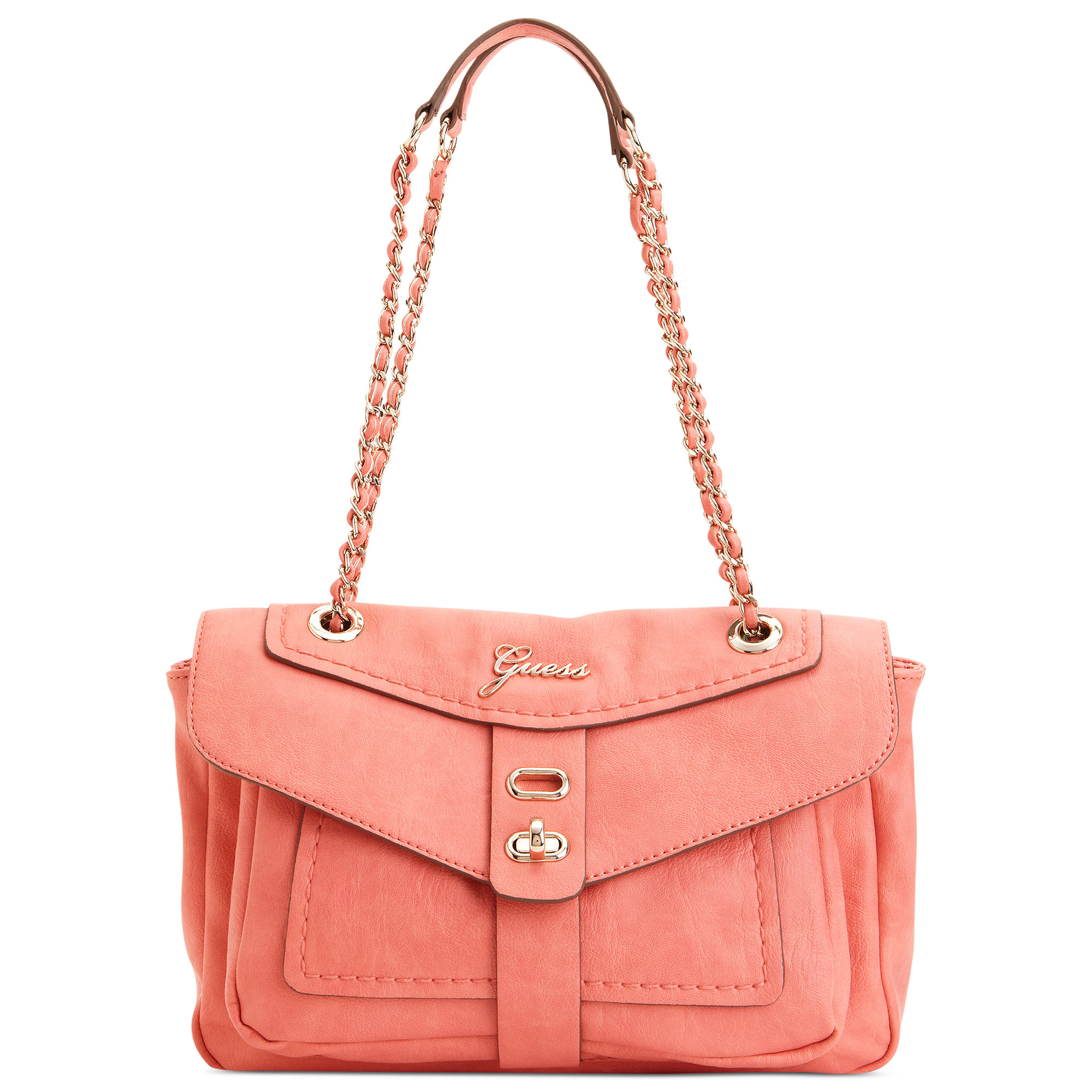 Lyst - Guess Handbag Tremont Flap Shoulder