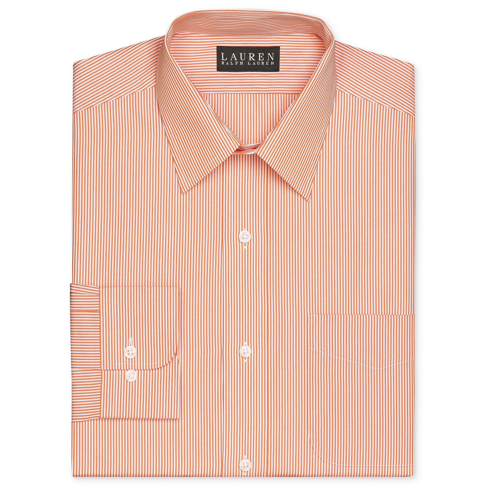 Ralph lauren white dress shirt for men
