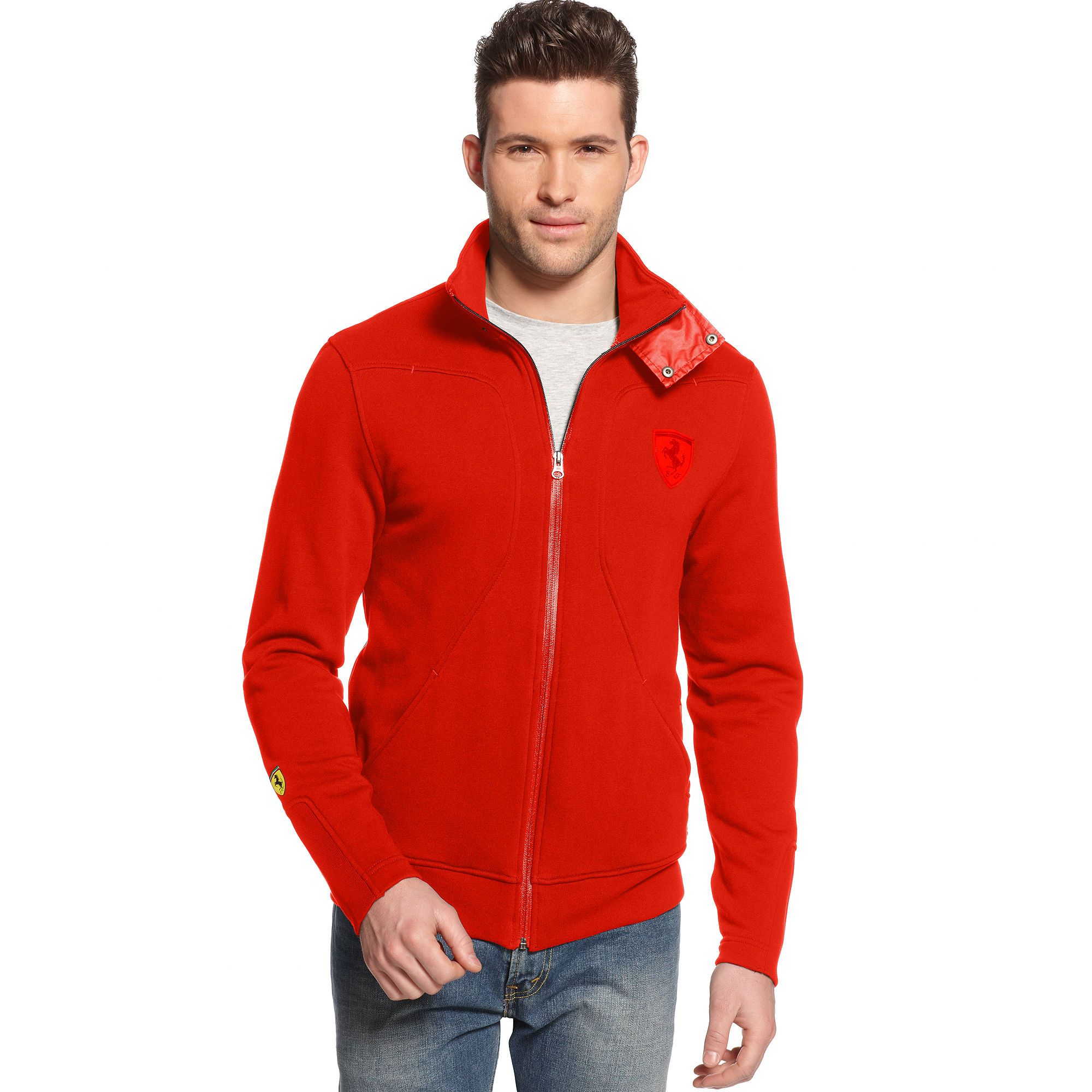 red choice index owner track scuderia men product by shop gear puma mens ferrari s jacket