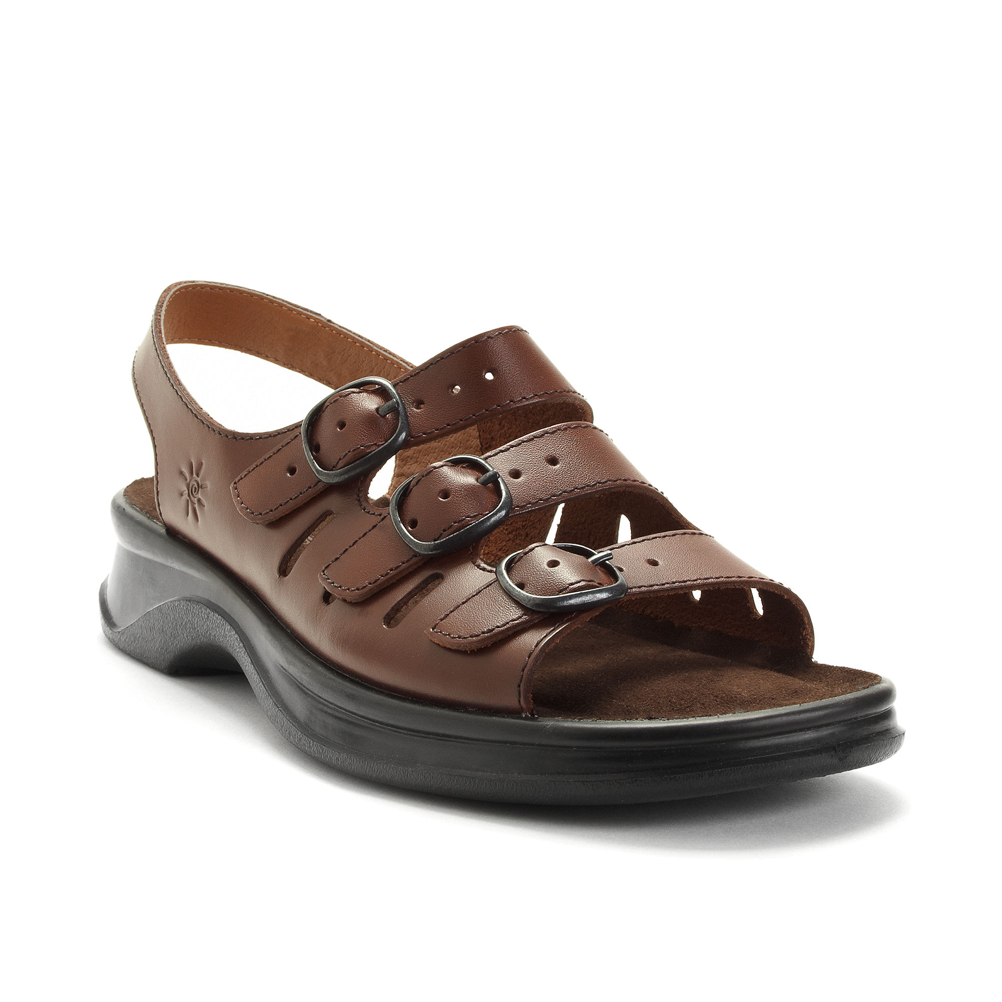 26a604868b7 Lyst - Clarks Sunbeat Sandals in Brown
