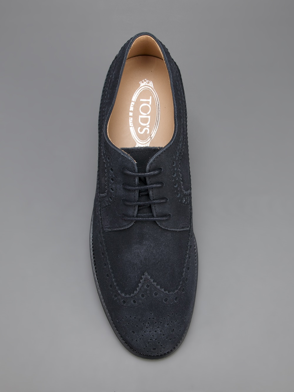 derby shoes - Blue Tod's Shop For For Sale Clearance Find Great Buy Cheap Huge Surprise Buy Cheap Real AWqyPnZD6