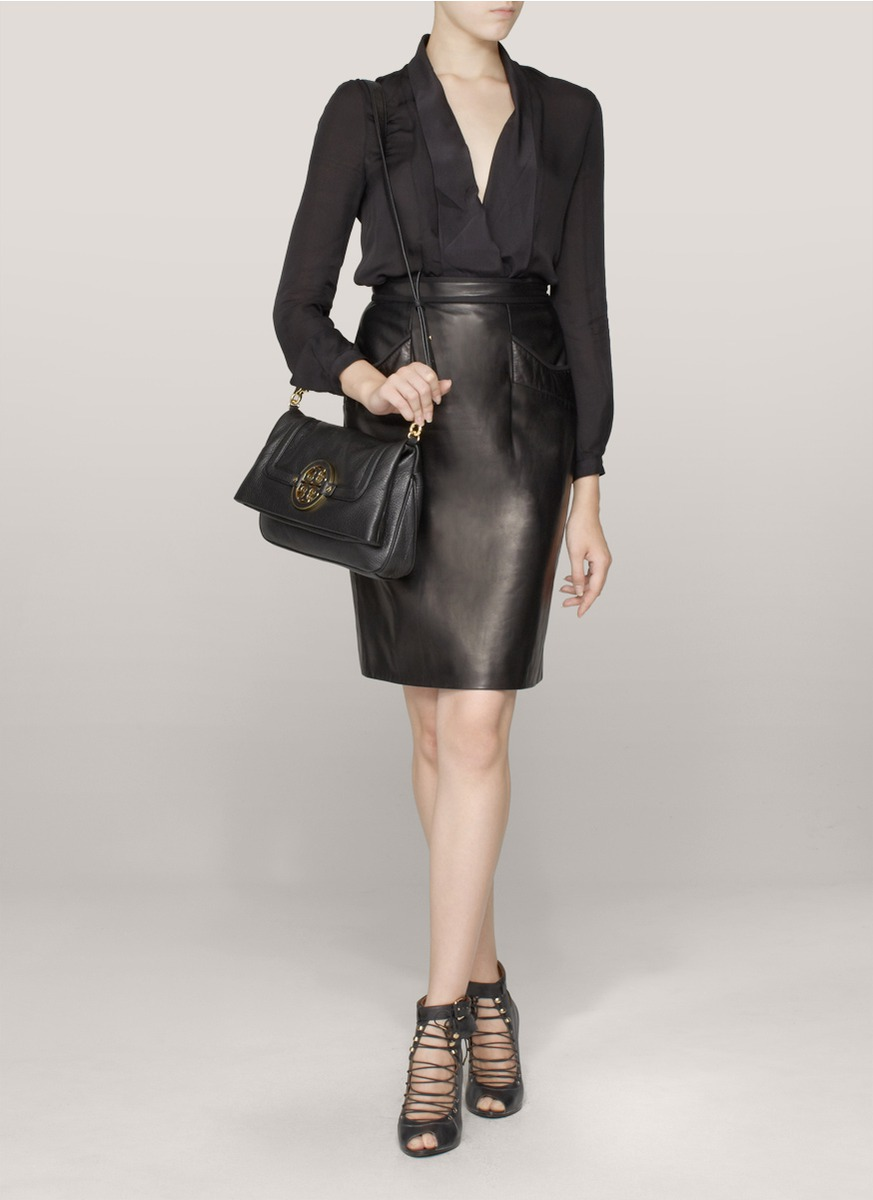 d5766912376e Gallery. Previously sold at  Lane Crawford · Women s Tory Burch Amanda ...