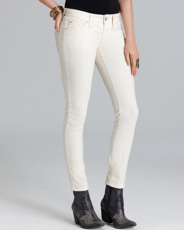 Calvin Klein Jardin Bedding: Free People Jeans Super Stretch Skinny Cord In