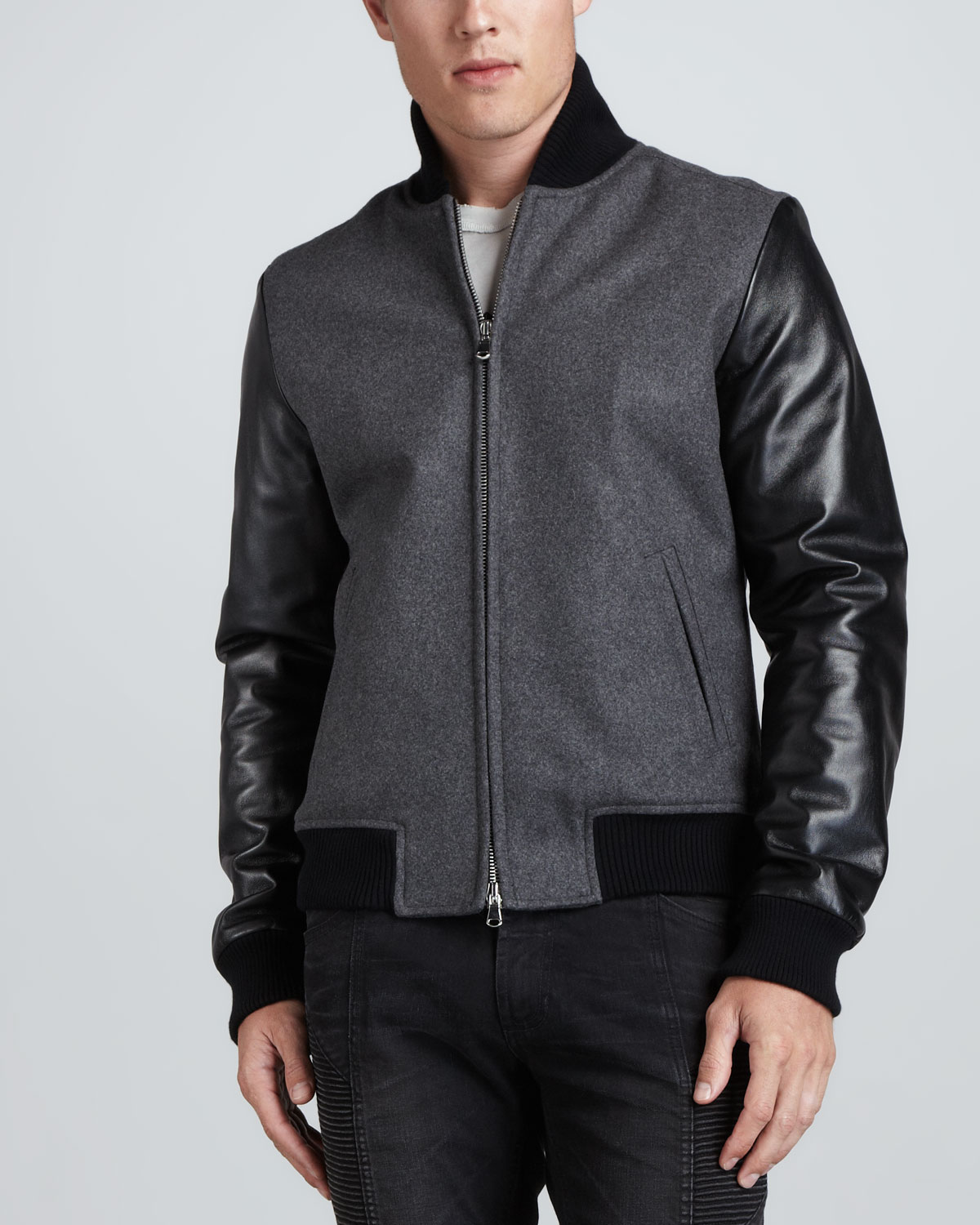 Find great deals on eBay for mens leather sleeve jacket. Shop with confidence.