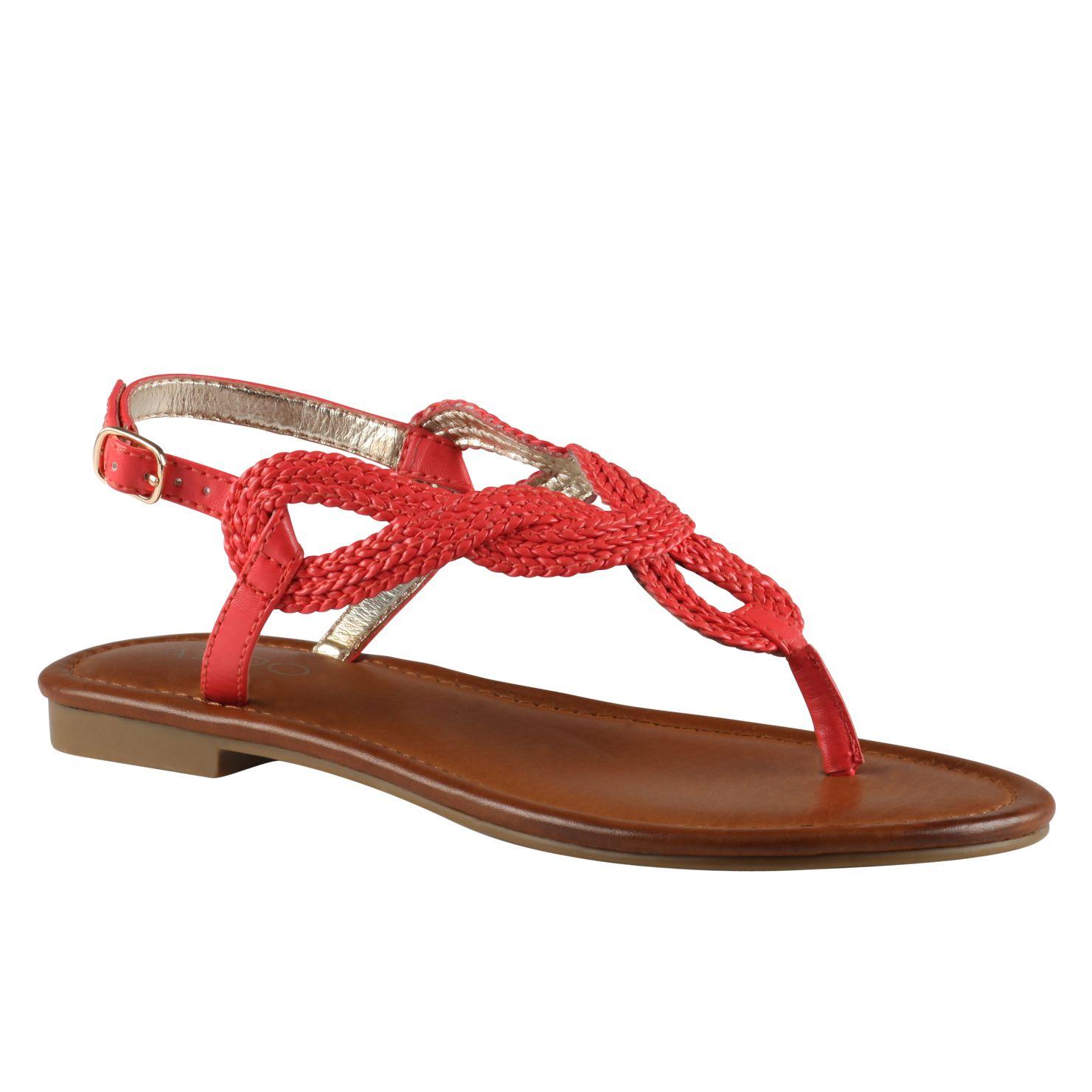 Aldo Red Shoes Canada