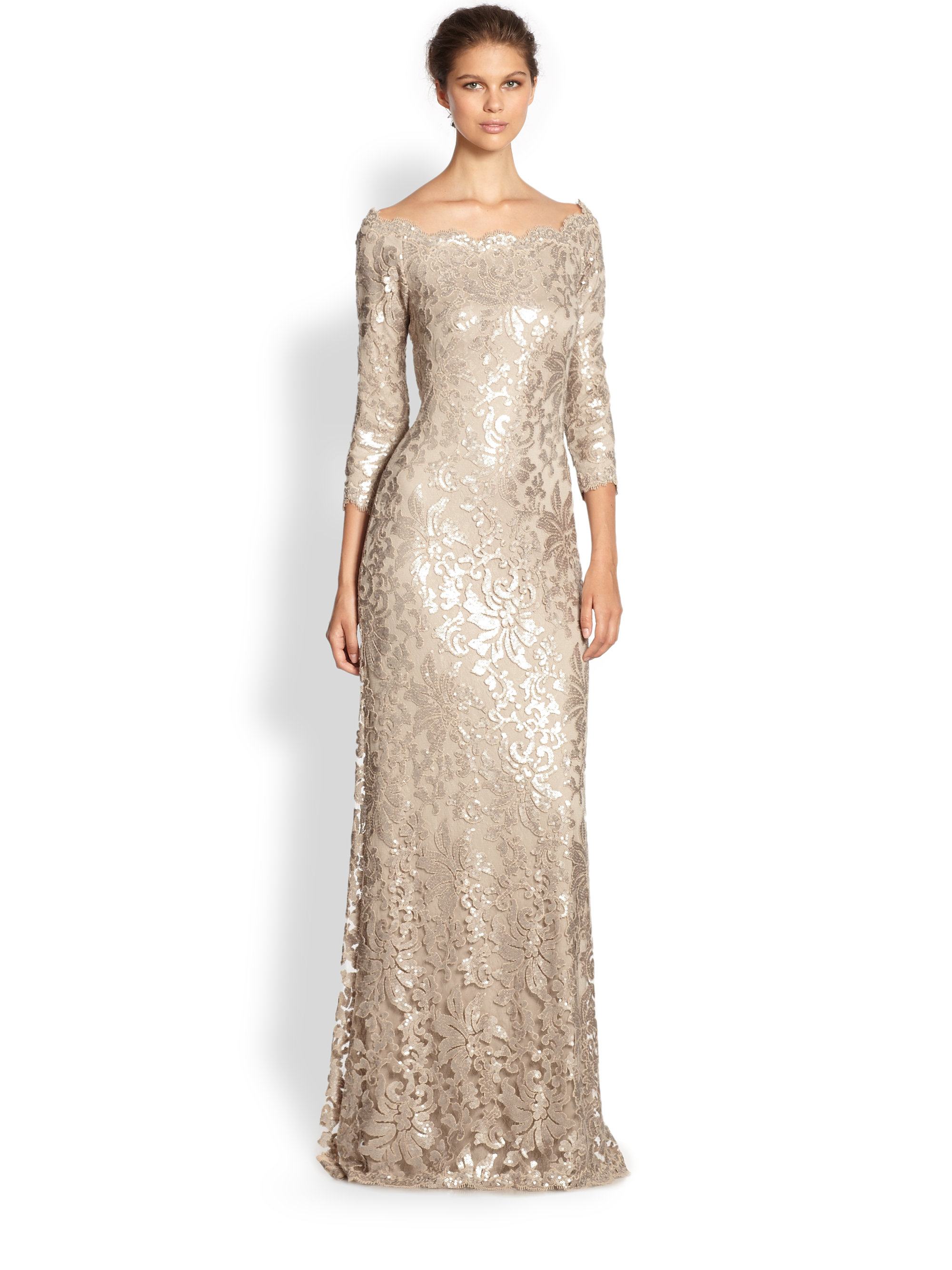 d32d42fe3d4 Mother Of The Bride Evening Dresses Saks