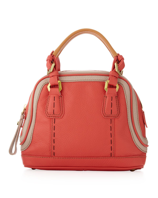 8adb3527b8 Lyst - orYANY Mini Satchel Bag in Pink