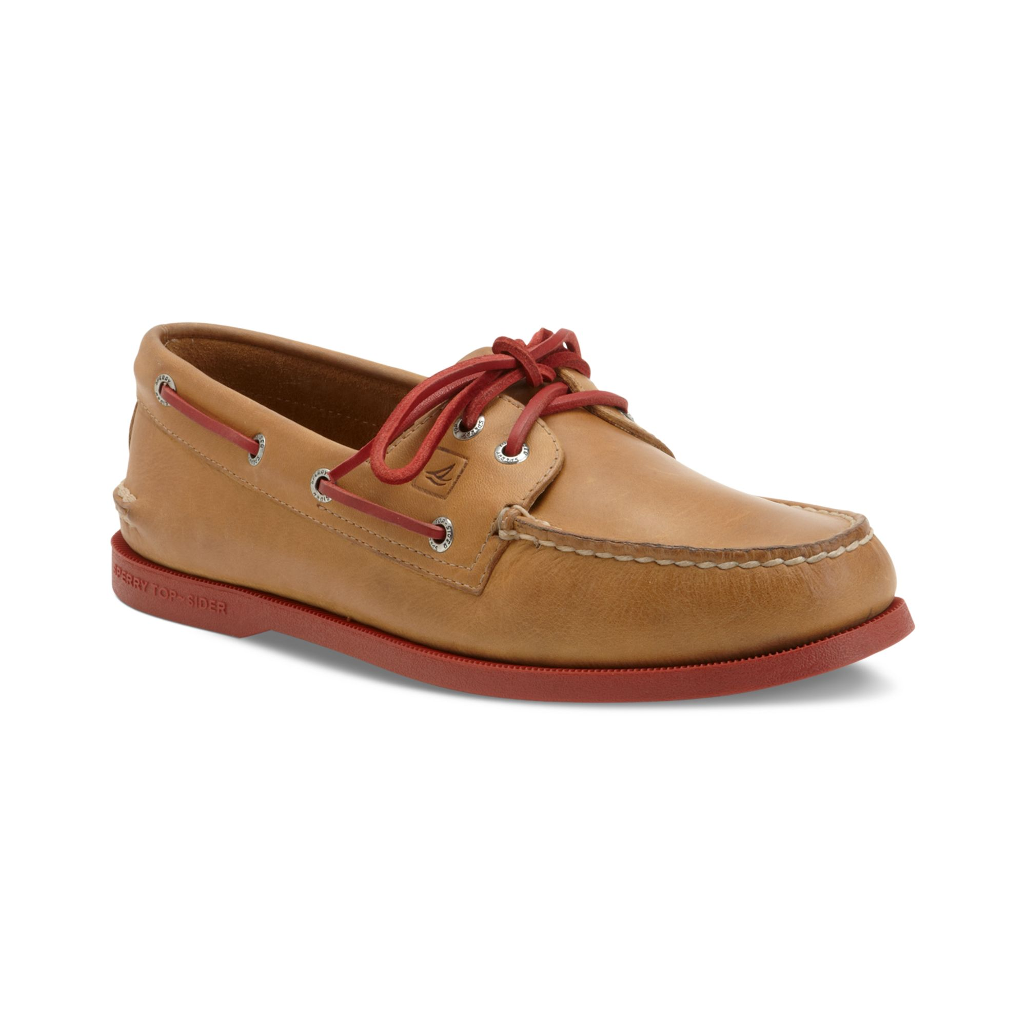 Boat shoes are more popular than ever, and these are our classics - always in style, crafted using premium materials. And if you love the look of these women's leather boat shoes, try designing your own for a one-of-a-kind pair!