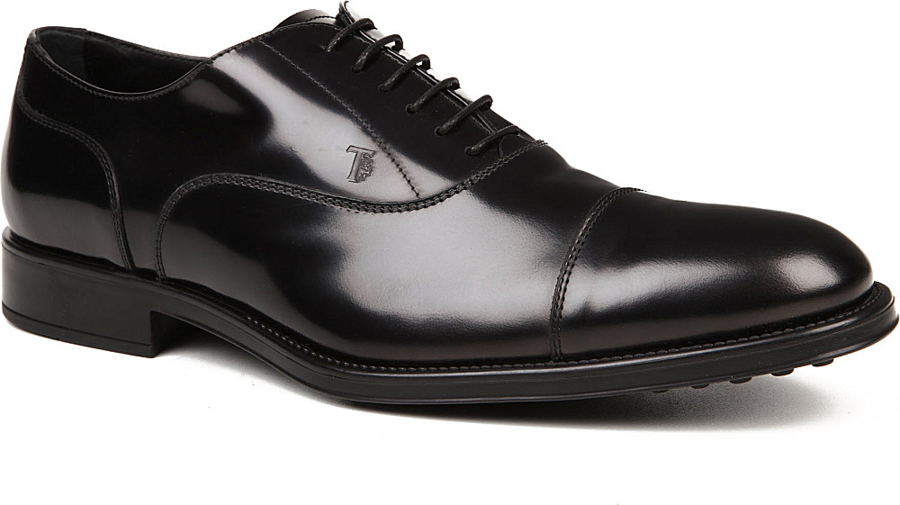 lace up oxford shoes - Black Tod's yUF44X