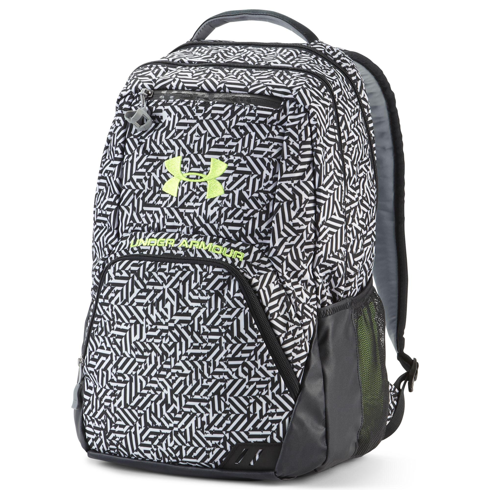 under armour exeter backpack in black for men lyst
